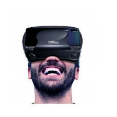 Очки виртуальной реальности для смартфона VRG Pro с пультом Черные (839-1)