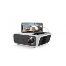 Мультимедийный портативный Android LED проектор Full HD TouYinger L7 White-Black 260х85х210мм