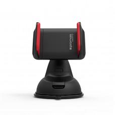 Автомобильный держатель для смартфона Promate Mount-2 Black / Red