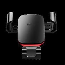 Автомобильный держатель для смартфона Baseus Car Holder Air Vent Metal Age Black