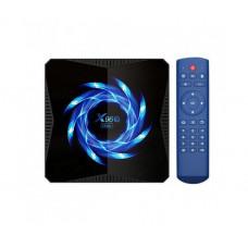 Смарт ТВ-приставка Enybox X96Q Max TV BOX 4ГБ + 32ГБ - Android 10