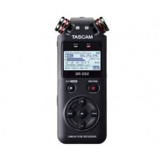 MP3-диктофон Цифровой рекордер Tascam DR-05X MicroUSB Type-B mini-Jakc 3,5 mm