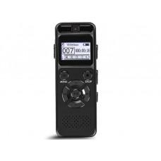 Профессиональный цифровой аудио диктофон BLETERLAXY Secret 32 ГБ, портативный Диктофон MP3