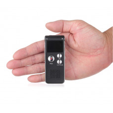 Профессиональный цифровой диктофон SK012 с голосовой активацией, 8 ГБ, портативный mp3-плеер