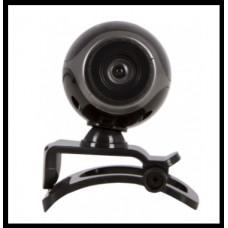 Веб-камера Trust Exis Black TR17003 висока чіткість відео
