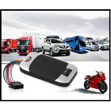 Автомобильный GPS-трекер, Страна TK303G Prazata, водонепроницаемый с дистанционным управлением