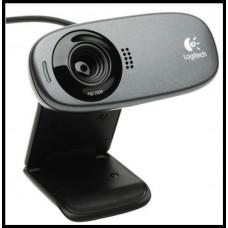 Веб-камера Logitech HD Webcam C310 с встроенным микрофоном и HD качеством