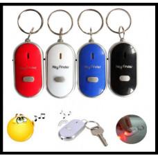 Трекер Светодиодный смарт-ключевой финдер сигнализация на случай потери детей, ключей, для домашних животных