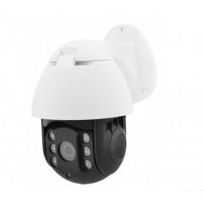 Поворотная уличная WiFi IP камера видеонаблюдения UKC 19HS 360/90 ° 2 mp (6912)