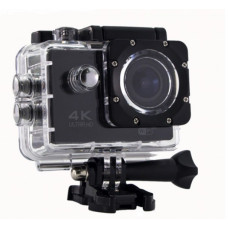 Экшн камера H16-6 4K WI-FI разрешение видео: 4K (30fps), 2.7 K (30fps)