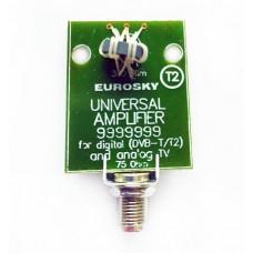 Усилитель антенный EUROSKY SWA-9999999 (гнездо под F разъем)