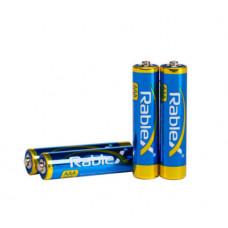 Батарейка R3 ААА Rablex минипальчиковая солевая