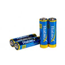 Батарейка R06 Rablex AA 1.5V пальчик солевая