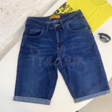 Шорты джинсовые мужские стрейчевые 1951 NESCOLY Р. 30-40
