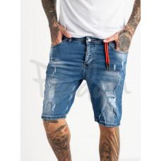 Шорты джинсовые мужские стрейчевые Турция 0465-105 ICON 2 Р. 30-38
