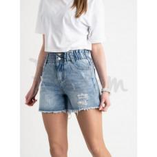Шорты женские джинсовые котоновые 0730 NEW JEANS Р. 25-28  Н