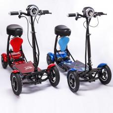 Трехколесный электрический самокат BC-150 для пожилых людей, инвалидов