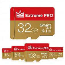 Карта памяти 32 гб micro sd класс 10 с адаптером Extreme PRO