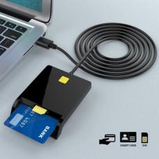 Устройство чтения смарт-карт USB поддерживает чип-карту Sim IC ID EMV