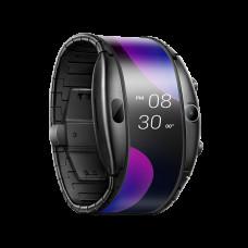 Смарт-часы ZTE Nubia alpha 4,01-дюймовый гибкий OLED дисплей