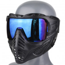 Защитная маска для игры в пейнтбол, страйкбол