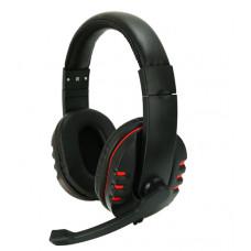 Игровая гарнитура GM-002 True Stereo Sound Игровые наушники с микрофоном проводные HiFi для компьютера