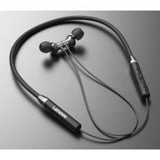 Беспроводные наушники Lenovo HE05 BT 5.0 с микрофоном с шумоподавлением CVC, спортивные наушники с шейным обод