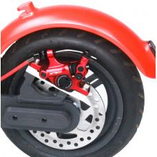 Дисковый тормозной суппорт Xtech для электросамоката Xiaomi M365 и Pro Scooter/Xtech Clamp красный