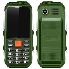"""Мобильный телефон для пожилых кнопочный Haiyu H1 1,8 """" 4800 мАч"""