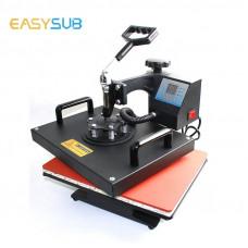 Термопресс принтер для футболок/кружек/мячей Easysub 15 в 1