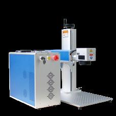 3d лазерный маркировочный станок 20 Вт 30 Вт 50 Вт