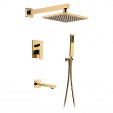 Душевой набор для ванной комнаты M6604CI-X1