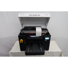 Принтер цифровой dtg для печати на футболках А3
