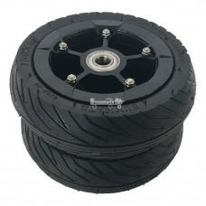 Пневматическое резиновое колесо для скейтборда 6 дюймов