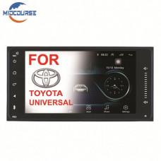 Автомобильный мультимедийный плеер 7 дюймов с GPS XT7116-1