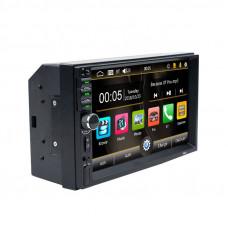 Автомобильный мультимедийный плеер 7 дюймов 2DIN с навигатором JMANCE