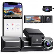 Автомобильный видеорегистратор 4K 1080P AZDOME
