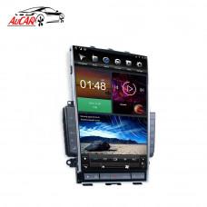 Автомобильный мультимедийный плеер 12.1 дюйма 1 din с GPS навигатором Aucar AMFZ-1213