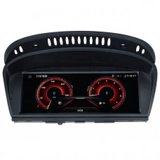 Автомобильный мультимедийный плеер 8.8 дюймов с GPS навигатором для BMW