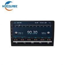 Универсальная мультимедийная стерео-система 10 дюймов 2DIN с GPS навигатором OEM