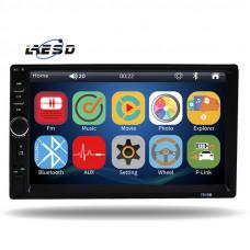 Универсальная мультимедийная стерео-система 7 дюймов 2DIN с GPS навигатором OEM 7010B
