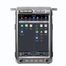 Универсальная мультимедийная стерео-система с GPS навигатором с вертикальным экраном Rockship PX6