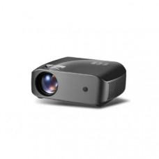 Мультимедийный проектор F10 WiFi для домашнего кинотеатра , презентаций и игр