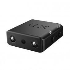 Мини камера видеорегистратор Full HD 1080P с датчиком движения Hawkeye XD