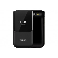 Флип-телефон 2720 Black 4G 1500 mAh с двумя экранами раскладушка