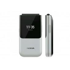 Флип-телефон 2720 Grey 4G 1500 mAh с двумя экранами раскладушка