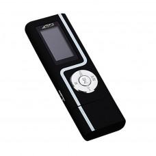 MP3-плеер портативный мини-USB-флеш-накопитель  черный