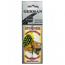 Блесна вертушка German Sf-3491 (234357)