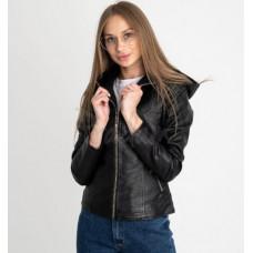 Куртка женская из кожзама 0360 Р. S-XXL Н