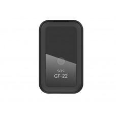 GPS-трекер GF22 для автомобиля с магнитным креплением WIFI LBS GPS 2G